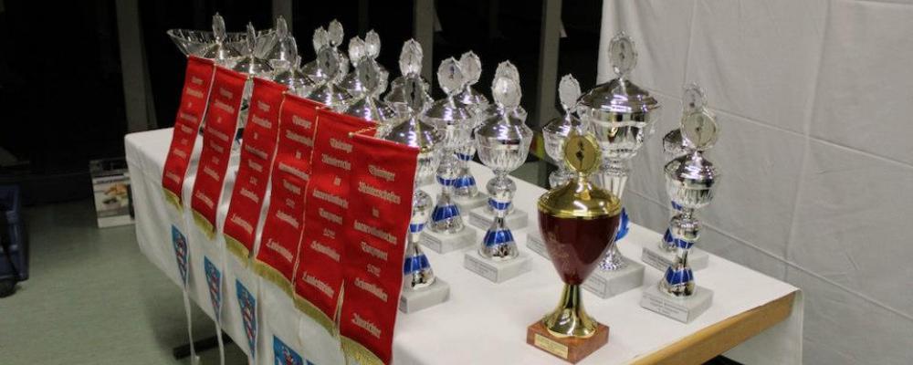 Programm der Thüringer Meisterschaft